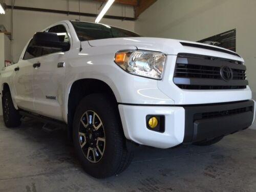 For 2014-2019 Toyota Tundra Front Bumper Wrap 3M//orafol