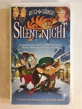 Buster Chaunceys Silent Night Vhs 1998 Dura Case Closed Caption For Sale Online Ebay