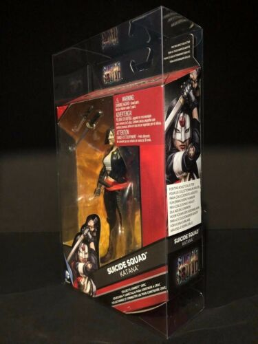 DC Comics Multiverse 6 Inch Action Figure Protective Display Case