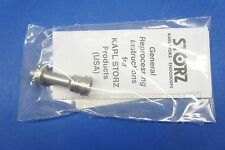 Karl Storz 27093GN Adaptor, For Use With Resectoscope Outer Sheaths &PCN-sheaths