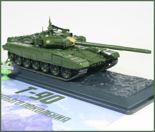 1:43 Panzer T-90 russian Modimo Magazin №16 CA USSR UdSSR DDR NVA tanks