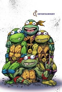 TMNT-THE-LAST-RONIN-1-NM-Justin-Roiland-VIRGIN-PreSale-Ltd-300-Turtles