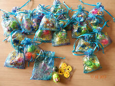20 Boys Treat Packs bags Party Bag Fillers/Lucky Dip Prizes/Pocket Money Toys
