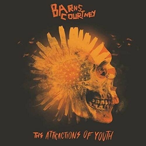 Barns Courtney - Attractions Of Youth [New CD]