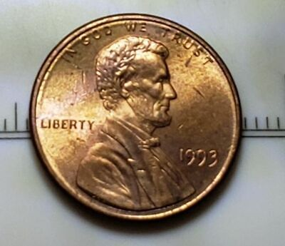 1993 Lincoln Memorial Cent-Close AM- No Mint Mark-UNC | eBay