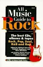 All Music Guide to Rock (Amg All Music Guide Series) Erlewine, Michael Paperbac