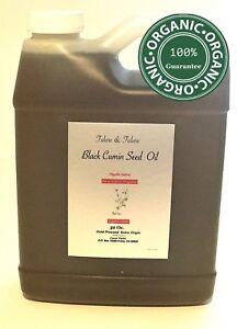 BLACK-CUMIN-SEED-OIL-Nigella-Sativa-32-Oz-Organic-pure-Habet-Albaraka-cold-press