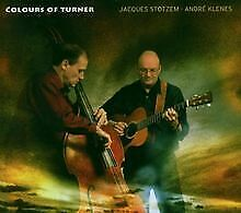 Colours of Turner von Jacques Stotzem | CD | Zustand sehr gut