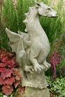 Figur Skulptur Drache
