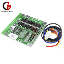 4S 30A 14.8V Li-ion Lithium 18650Battery BMS PCB Protection Board Cell BalaWTBP
