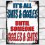 thumbnail 1 - GIGGLES Funny Metal Signs Vintage Retro Wall Plaque Bar Pub Man Cave Rude Sign