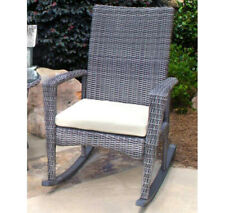 Bay Isle Home Crestline Patio Chair With Cushion For Sale Online Ebay