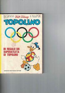 1976 06 13 - TOPOLINO - WALT DISNEY - N.1072 - 13 GIUGNO 1976 - Italia - 1976 06 13 - TOPOLINO - WALT DISNEY - N.1072 - 13 GIUGNO 1976 - Italia