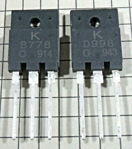 2SB778-O-B778-amp-2SD998-O-D998-TO-3PML-1-pair-1-each