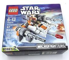 Lego Star Wars Set 75074 Snowspeeder 2015 Complete Retired