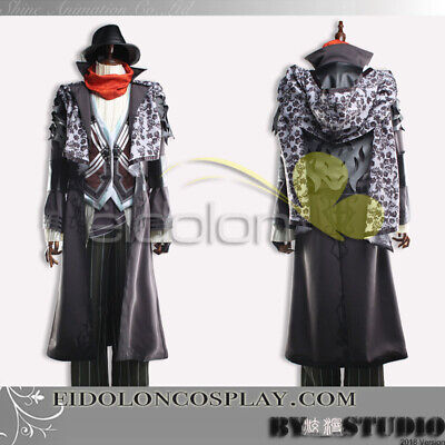 Final Fantasy XV Cosplay Outfit Ardyn Cosplay Costume Custom