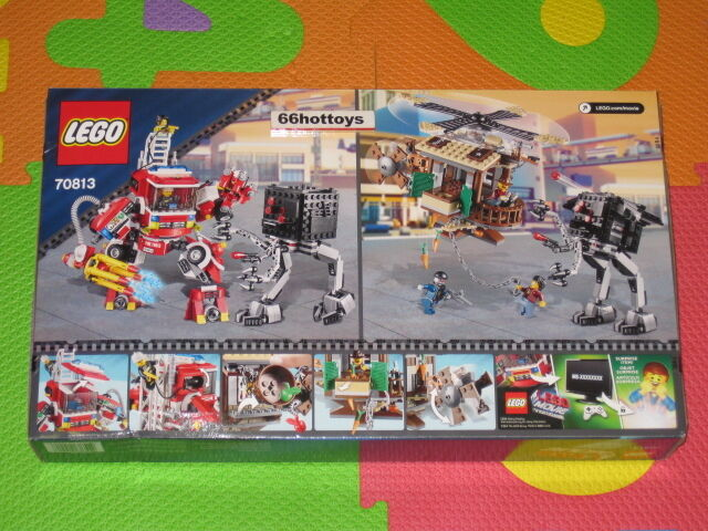 LEGO The The The Lego Movie 70813 Rescue Reinforcements NEW 93be19
