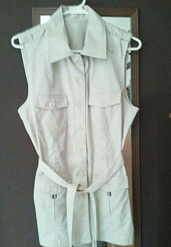 Vintage Marie Claire Womens sleeveless top and sko