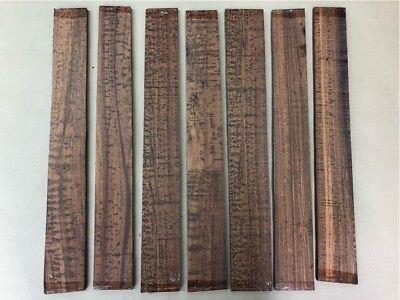 A Ebenholz GriffbrettEbony FingerboardsTonholzTonewoodDrechselholz