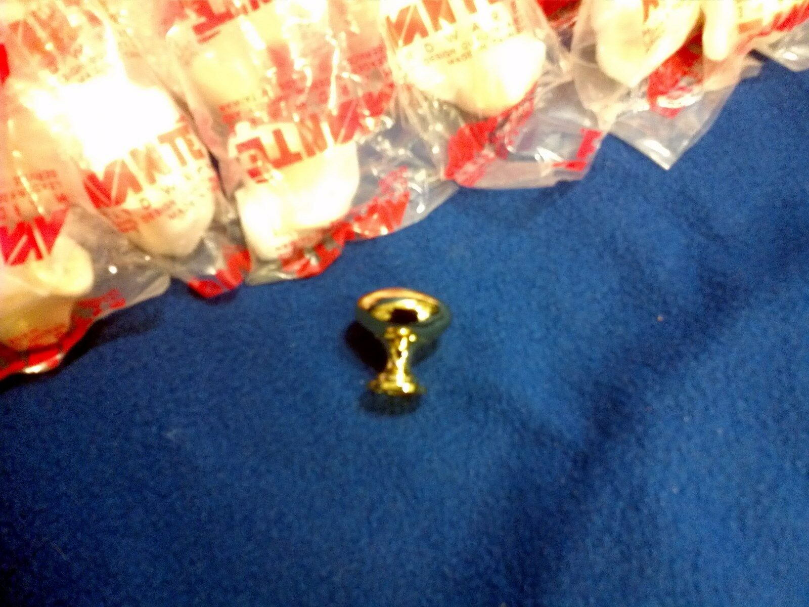 Polished Brass Cabinet Knobs by Avante