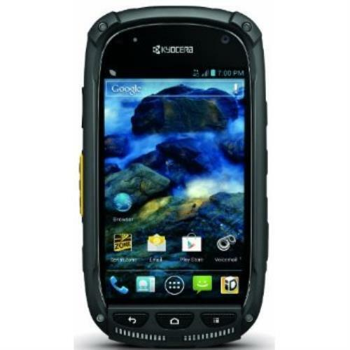 MINT Kyocera Torque Black CLEAN ESN FOR Sprint RUGGED LTE SMARTPHONE