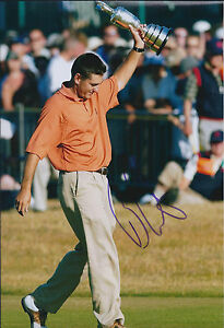 Ben-CURTIS-SIGNED-Autograph-12x8-Photo-AFTAL-COA-Open-CHAMPION-Golf-Winner
