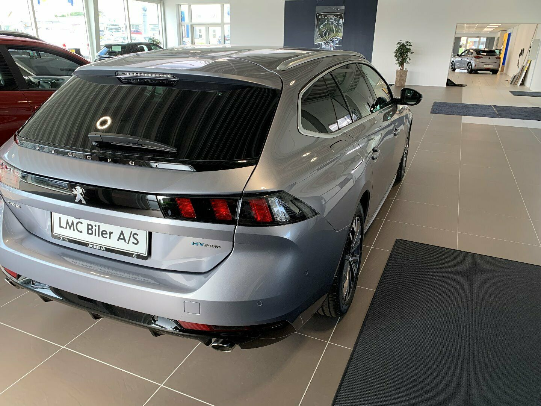 Peugeot 508 1,6 Hybrid Allure Pack SW EAT8