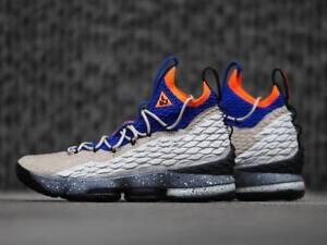 f96080234cce4 Nike LeBron 15 XV KSA Mowabb QS Size 13. AR4831-900 kith ghost fieg ...