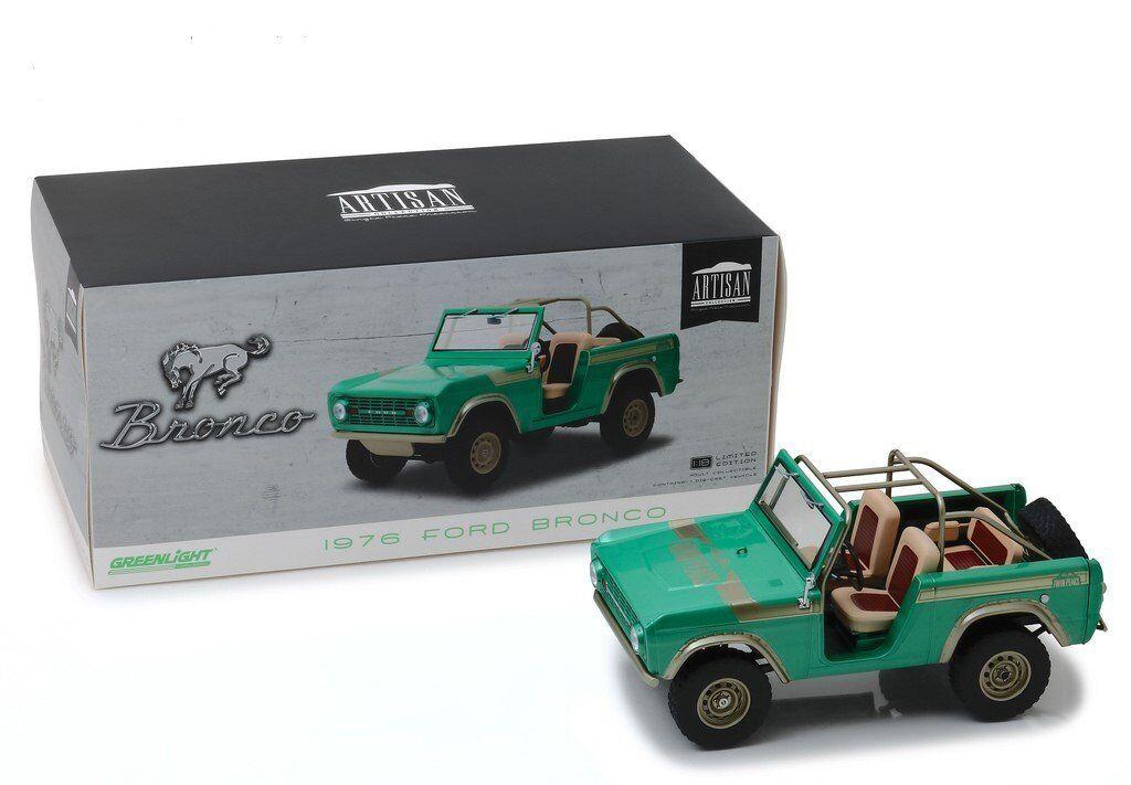 verdelight 1 18 Ford Bronco 1976 19034
