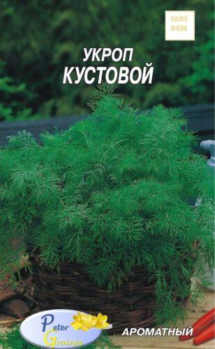 Samen von der Dill von buisson Umgebung 2700 Samen