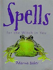 Spells-for-the-Witch-in-You-Baker-Used-Good-Book