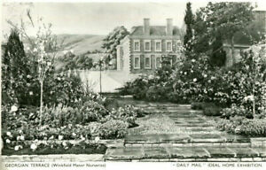 1930s-postcard-Georgian-Terrace-Daily-Mail-Ideal-Home-Exhibition