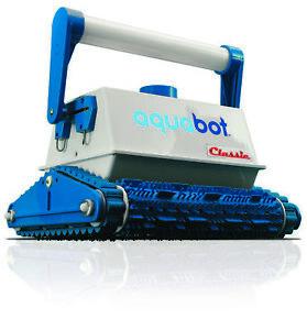 Details about Aquabot Classic Inground Automatic Swimming Pool Robotic  Cleaner AB Aqua Product
