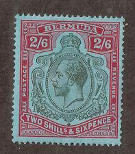 Bermuda SC# 95 VF Mint VLH