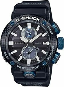 Casio G-Shock GravityMaster Men's Tough Solar Bluetooth 50mm Watch GWR-B1000-1A1