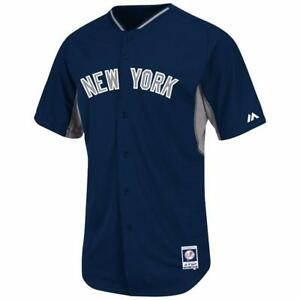 7c461c4bb New York Yankees jersey  135 Majestic Authentic On-Field BP Cool ...