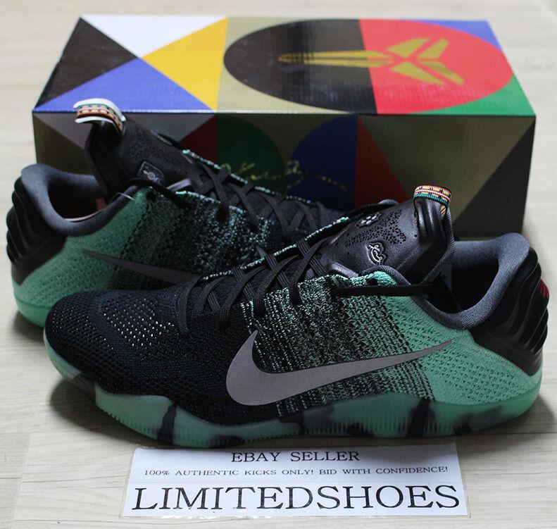 Nike Nike Nike kobe xi 11 elite niedrige all - star - game 822521-305 uns 14 bruce lee ostern id bhm cee3a4