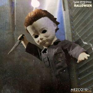 Living-Dead-Dolls-Michael-Myers-10-034-Doll-MEZ99165