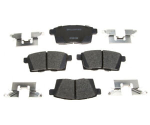 Disc Brake Pad Set-R-Line; Ceramic Rear Raybestos MGD1095CH