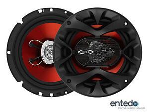 2-BOSS-AUDIO-CH6500-Lautsprecher-Speaker-Boxen-Hifi-Set-Auto-Car-KFZ-PKW-LKW-NEU