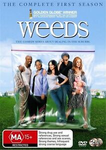 Weeds-Season-1-Season-ONE-2x-DVD-2007-Region-4-Mary-Louise-Parker