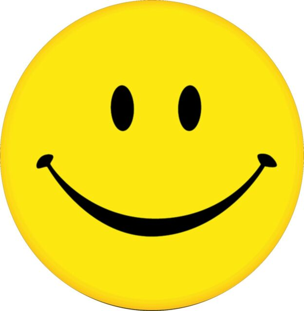 Smiley Face Spare Tire Cover Jeep RV Camper RV VW Trailer etc(all sizes avail)