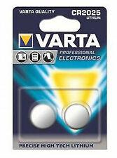 Artikelbild Varta Batterien Batterien - CR 2025 - 2er Pack