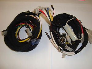 ford tractor new replacement wiring harness 2000 3000 4000. Black Bedroom Furniture Sets. Home Design Ideas