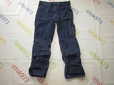 Blaklader Men's WorkWear Cargo Proof Trousers Pants sz C54