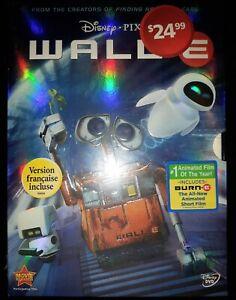 NEW-Disney-Pixar-034-Wall-E-034-REGION-1-DVD-Original-Theatrical-Aspect-Ratio