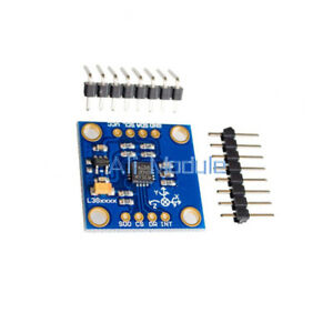 L3G4200D-Three-Axis-Digital-Rate-Gyroscope-GY-50-Sensor-Module-For-Arduino-NEW