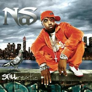 Nas-STILLMATIC-Limited-BLACK-FRIDAY-RSD-2019-New-Silver-Colored-Vinyl-2-LP
