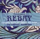 Rebay: Sämtliche Werke für Klarinette und Gitarre von Luigi Magistrelli (2011)