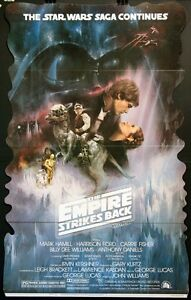 STAR-WARS-THE-EMPIRE-STRIKES-BACK-1980-RARE-THEATRICAL-STANDEE